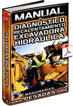 Manual: Recalentamiento de Excavadoras - Inspección y Diagnóstico Komatsu