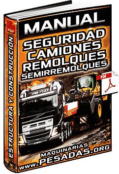 Manual de Seguridad en Camiones con Remolques y Semirremolques Pesados