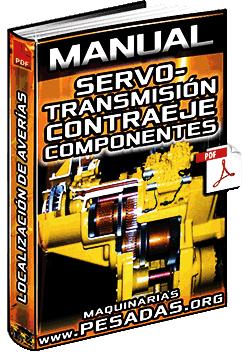 Manual de Servotransmisión de Contraeje – Componentes y Localización de Averías