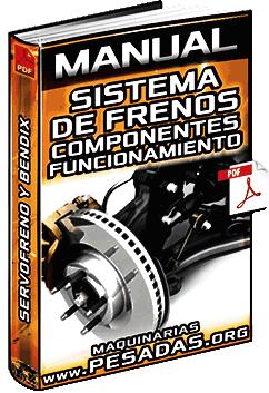 Manual de Sistema de Frenos – Partes y Funcionamiento de Servofreno e Hidrovac