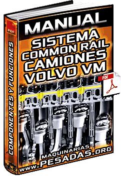 Manual: Sistema de Inyección Electrónica Common Rail en Camiones Volvo VM