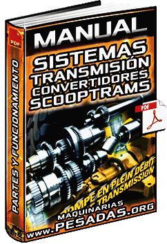 Manual de Sistemas de Transmisión y Convertidores del Scooptram