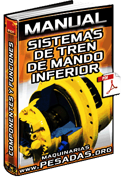 Manual de Sistemas de Tren de Mando Inferior de Maquinarias - Componentes