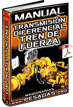 Manual de Tren de Fuerza y Sistema de Transmisión - Componentes y Lubricación