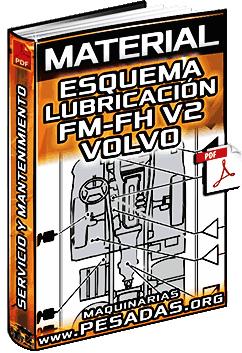 Esquema de Lubricación de Camiones FM y FH II Volvo - Servicio y Mantenimiento