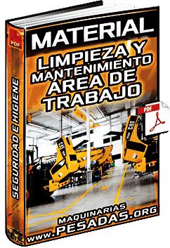 Material: Limpieza y Mantenimiento del Área de Trabajo - Seguridad e Higiene