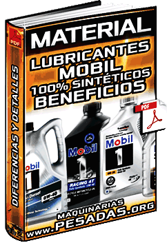 Lubricantes Mobil 100% Sintéticos - Diferencia con Aceites Minerales