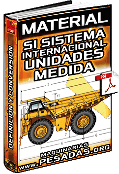 Sistema Internacional de Unidades de Medida y Conversión - Magnitud y Símbolo