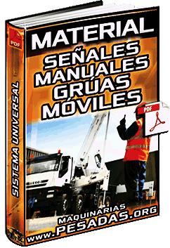 Sistema Universal de Señales Manuales para la Operación de Grúas Móviles
