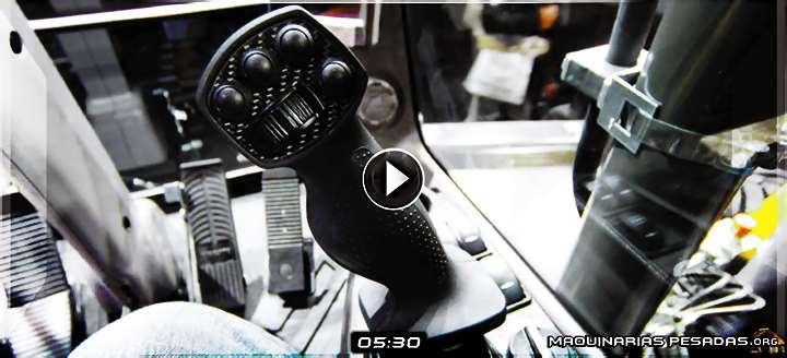 Vídeo de Controles tipo Joystick para Motoniveladoras Volvo – Funciones