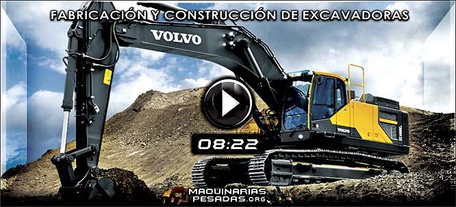 Vídeo Documental de Fabricación y Contrucción de Excavadoras Hidráulicas