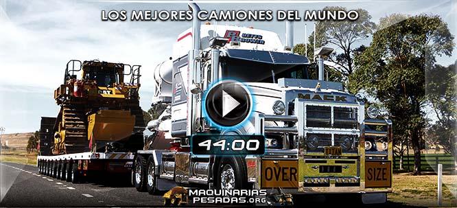Vídeo Documental de Titanes Mecánicos: Los Mejores Camiones del Mundo