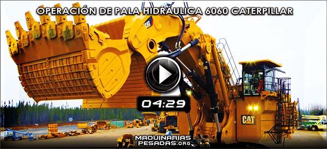 Vídeo de Pasos para una Buena Operación de la Pala Hidráulica Minera