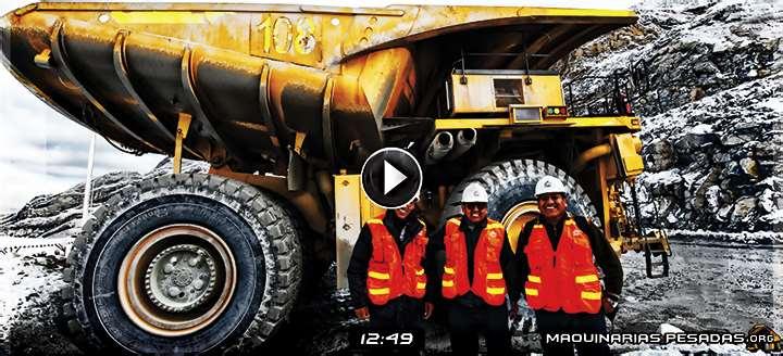 Vídeo: Procesos Productivos en una Mina a Tajo Abierto - Minera Antamina en Perú