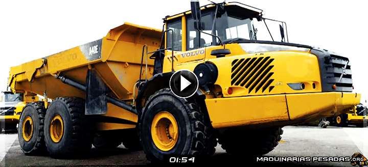 Vídeo de Sistemas de Frenos de Camiones Articulados Volvo – Características