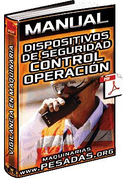 Manual: Dispositivos de Seguridad para Operadores de Maquinaria – Control y Vigilancia