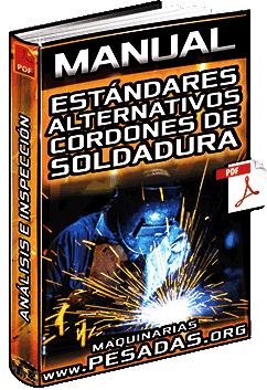 Manual de Estándares Alternativos para Cordones de Soldadura Circunferenciales