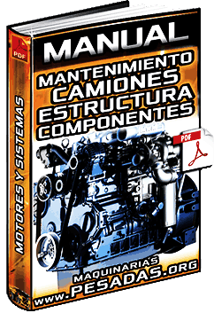 Manual: Mantenimiento de Camiones VW – Motor, Componentes, Sistemas y Esquemas