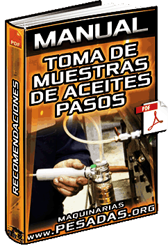 Manual: Pasos para Toma de Muestras de Aceites – Válvula de Aceite y Recomendaciones