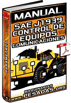 Manual: SAE J1939 - Control de Vehículos de Serie, Comunicaciones de Red y Parámetros