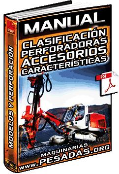 Manual: Clasificación de Perforadoras – Accesorios, Características y Modelos