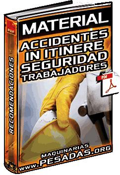 Material: Accidentes in Itinere - Recomendaciones de Seguridad para Trabajadores