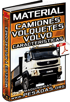 Material: Camiones Volquete Volvo – Características, Estructura y Aplicaciones