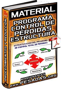 Material: Programa de Control de Pérdidas – Estructura, Procedimientos y Reducciones