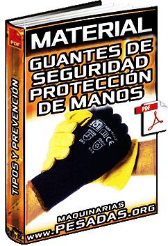 Material: Tipos de Guantes de Seguridad - Protección de las Manos y Prevención