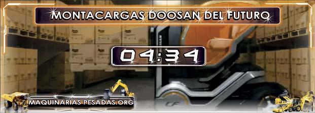 Video de Montacargas Doosan del Futuro