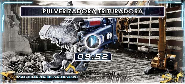 Pulverizadora Trituradora – Excavadora de Demolición – Discovery Channel