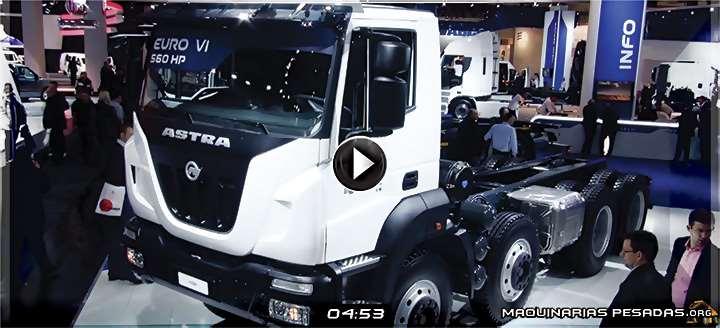 Vídeo de Camiones Volquete HD9 Astra – Estructura, Características y Beneficios