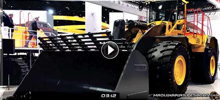 Vídeo de Cargador Frontal L350H Volvo – Datos, Beneficios y Características