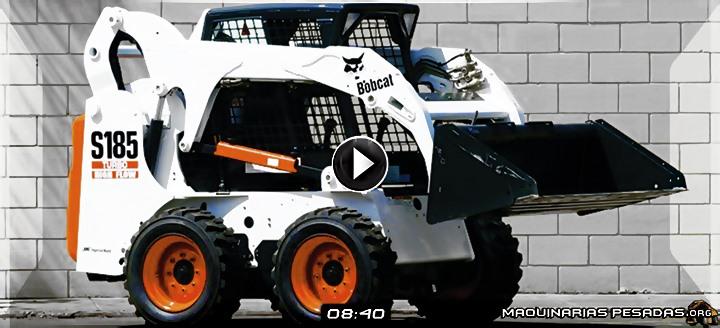 Vídeo: Instrucción en Minicargadores Bobcat – Mandos y Controles de Operación