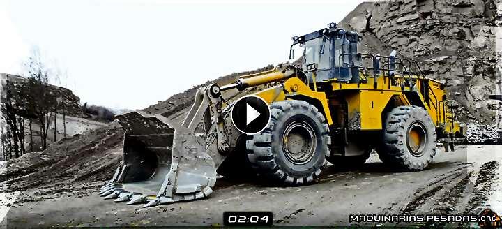 Vídeo de Maquinaria Pesada de Movimiento de Tierras en Minas - Funciones y Seguridad